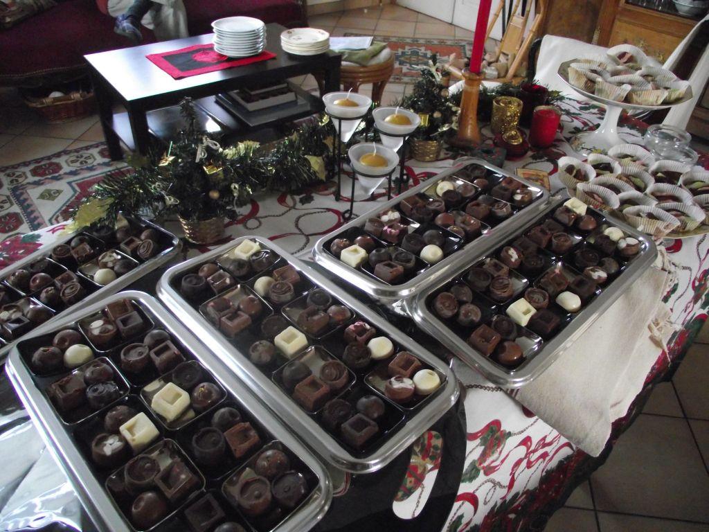 Chocolats Noël 2