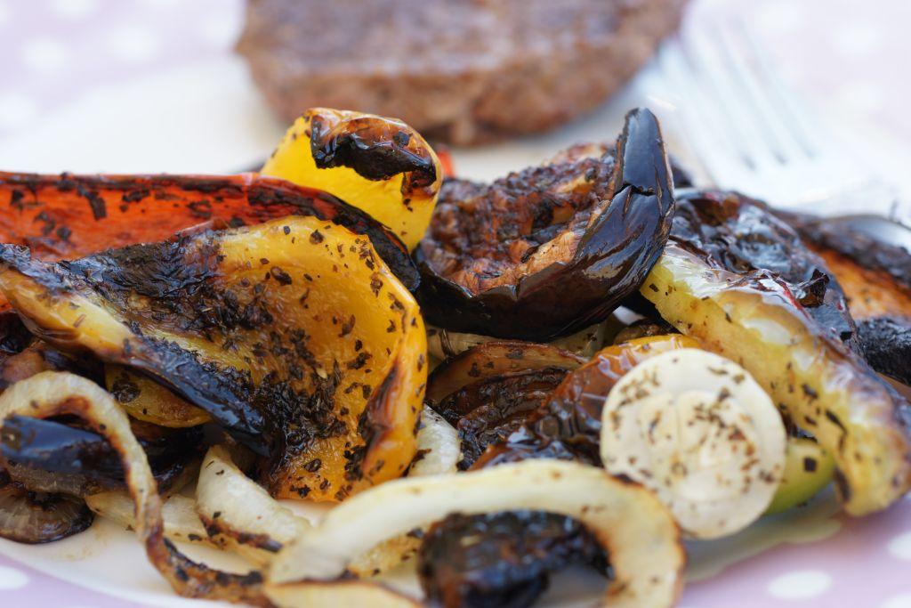 Légumes au barbecue