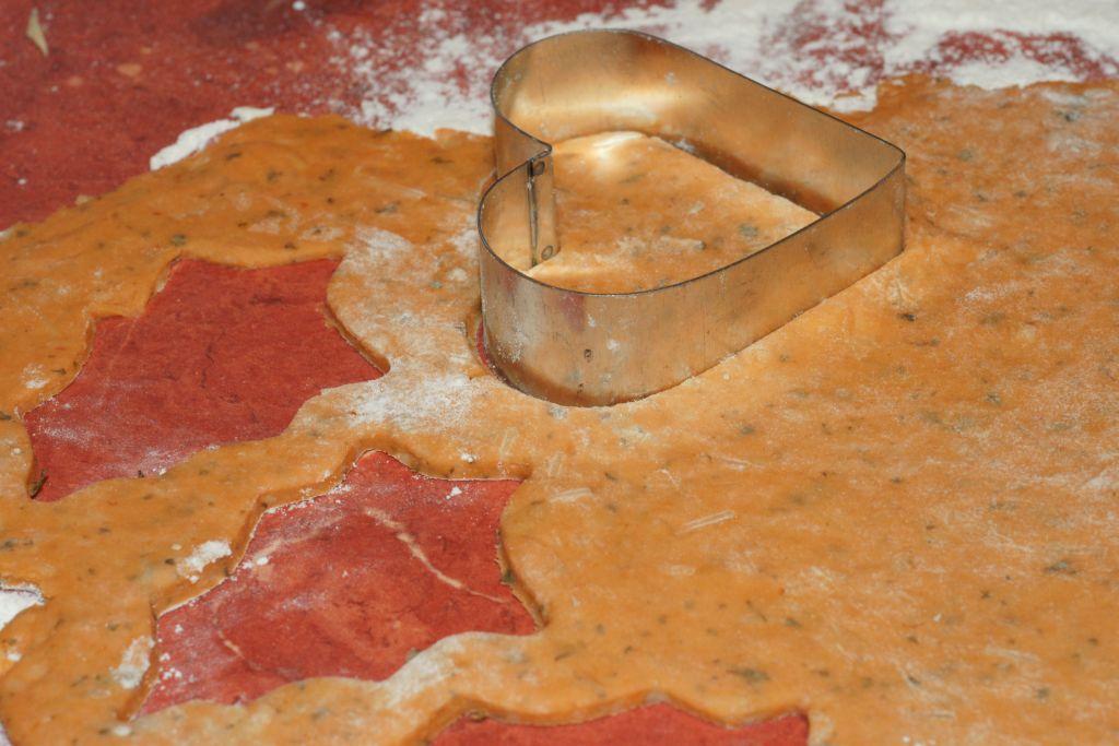 Sablés gout pizza 2