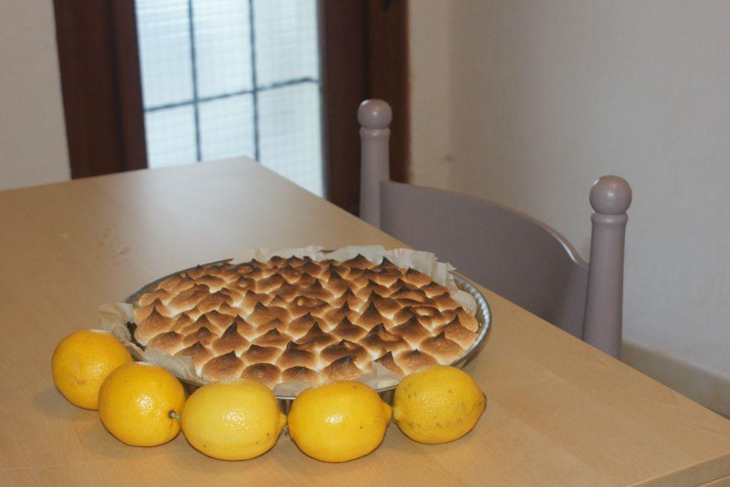 Tarte au citron meringuée 2