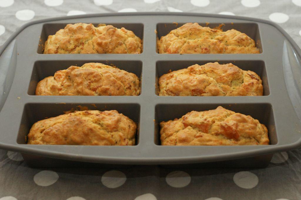 Cake Saumon Aneth