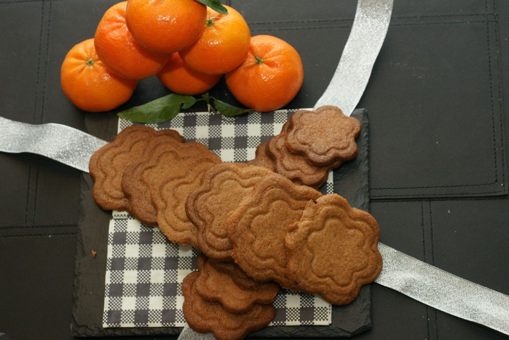 Biscuits façon Spéculoos