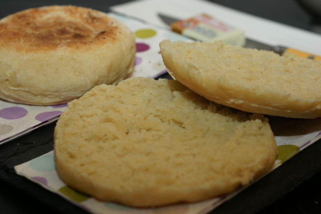 Muffins Anglais 3