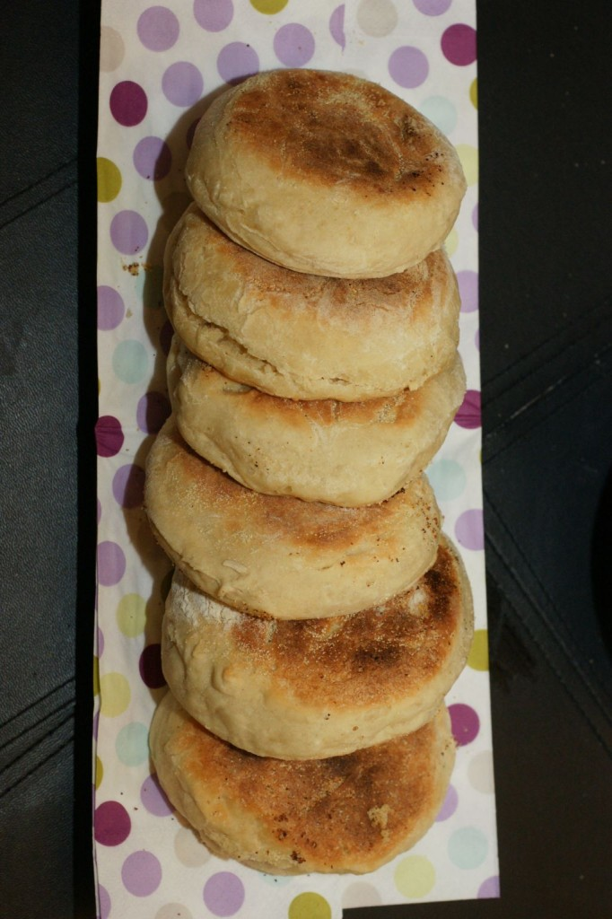 Muffins Anglais 4