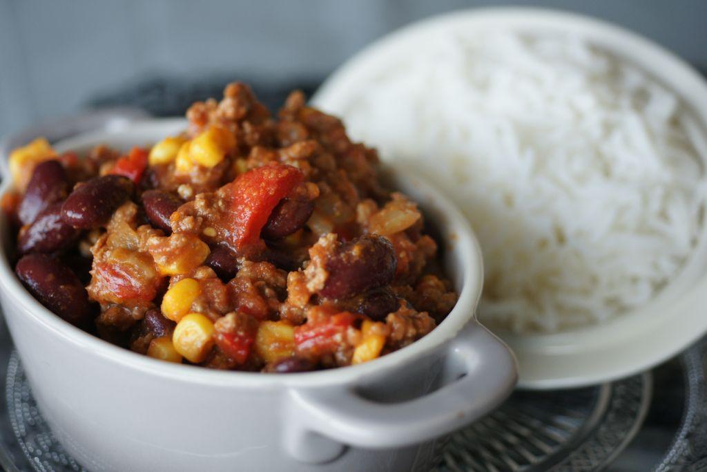 chili con carne chili con carné au boeuf nos plats de chili con carne ...