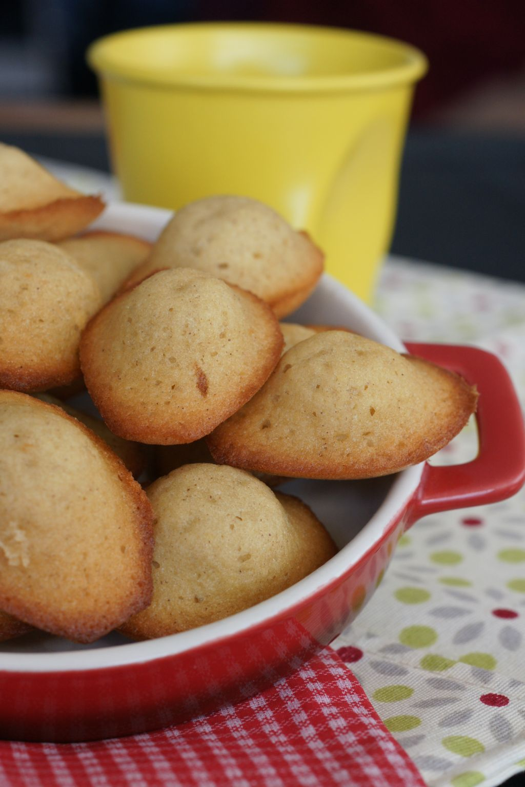 Madeleines miel cannelle 2