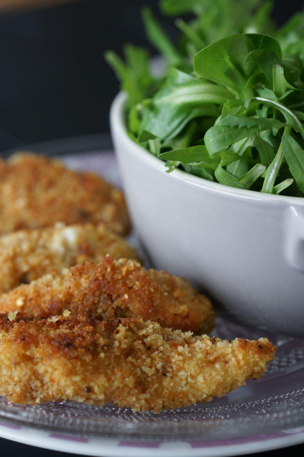 Nuggets de poulet épicés 2