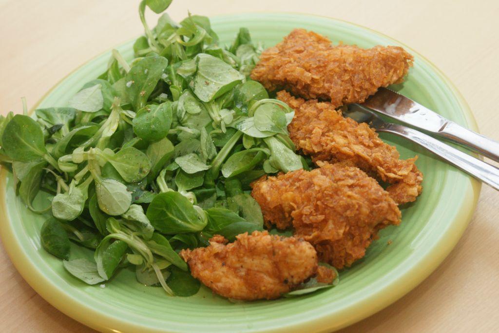 Nuggets façon KFC