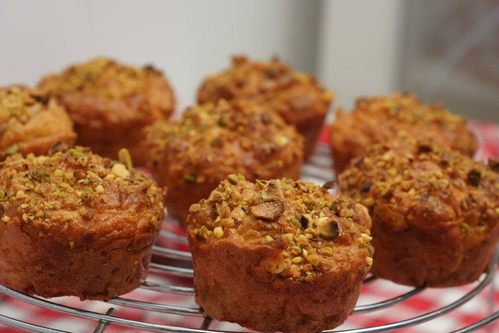 Cake Tomates Sechees Et Jambon